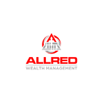 ALLRED WEALTH MANAGEMENT Logo - Entry #909