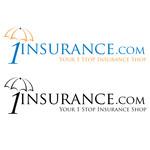 1insurance.com Logo - Entry #11