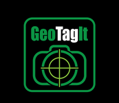 Android/iOS GPS/Photo tagging App Icon Logo - Entry #37