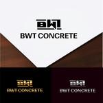 BWT Concrete Logo - Entry #70