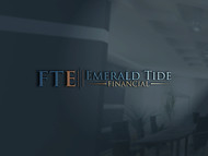 Emerald Tide Financial Logo - Entry #181