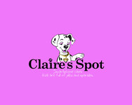 Claire's Spot Logo - Entry #66