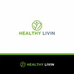 Healthy Livin Logo - Entry #258