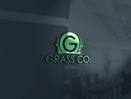 Grass Co. Logo - Entry #207