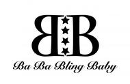 Ba Ba Bling baby Logo - Entry #131