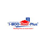 1-800-Roof-Plus Logo - Entry #185
