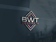 BWT Concrete Logo - Entry #395