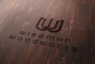 Wisemen Woodworks Logo - Entry #23