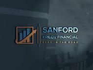 Sanford Krilov Financial       (Sanford is my 1st name & Krilov is my last name) Logo - Entry #263