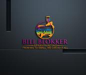 Bill Blokker Spraypainting Logo - Entry #127