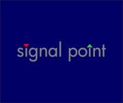 SignalPoint Logo - Entry #64