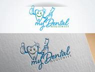 myDentalHygienist Logo - Entry #50
