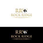 Rock Ridge Wealth Logo - Entry #247