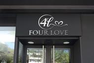 Four love Logo - Entry #288