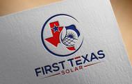 First Texas Solar Logo - Entry #16