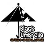 Black umbrella coffee & cocktail lounge Logo - Entry #130