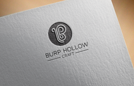 Burp Hollow Craft  Logo - Entry #252