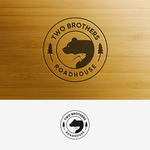 Two Brothers Roadhouse Logo - Entry #179