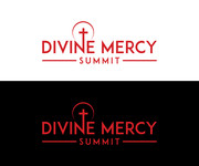 Divine Mercy Summit Logo - Entry #137
