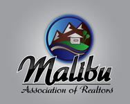 MALIBU ASSOCIATION OF REALTORS Logo - Entry #35