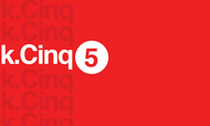 K-CINQ  Logo - Entry #93