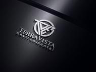 TerraVista Construction & Environmental Logo - Entry #72