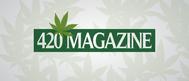 420 Magazine Logo Contest - Entry #76