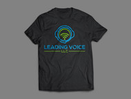 Leading Voice, LLC. Logo - Entry #25