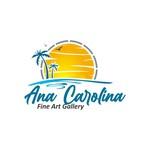 Ana Carolina Fine Art Gallery Logo - Entry #87