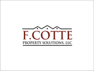 F. Cotte Property Solutions, LLC Logo - Entry #234
