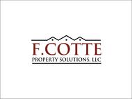 F. Cotte Property Solutions, LLC Logo - Entry #234