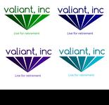 Valiant Inc. Logo - Entry #409