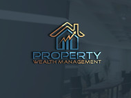 Property Wealth Management Logo - Entry #60