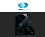 Two Dice Logo - Entry #102