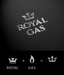 Royal Gas Logo - Entry #153