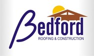 Bedford Roofing and Construction Logo - Entry #85