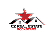 CZ Real Estate Rockstars Logo - Entry #129