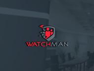 Watchman Surveillance Logo - Entry #84