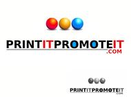 PrintItPromoteIt.com Logo - Entry #249