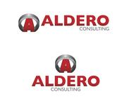 Aldero Consulting Logo - Entry #50