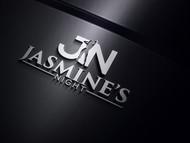Jasmine's Night Logo - Entry #83