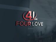 Four love Logo - Entry #102