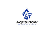 AquaFlow Technologies Logo - Entry #20