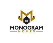 Monogram Homes Logo - Entry #123