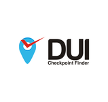 DUI Checkpoint Finder Logo - Entry #8