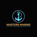 Masters Marine Logo - Entry #354