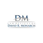 Law Offices of David R. Monarch Logo - Entry #188