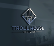 The Troll House Logo - Entry #9