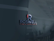 Roswell Tire & Appliance Logo - Entry #64