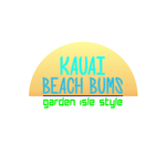 kauai beach bums Logo - Entry #18
